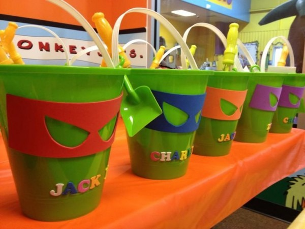 59 Best Ninja Turtle Images On Party Ideas Blog