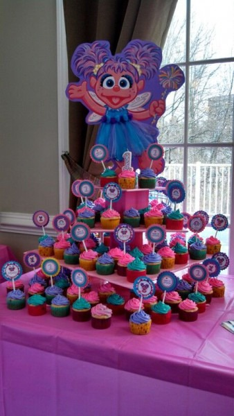 Pin By Ginnine Panjoj On Abby Cadabby Bday Party Ideas In 2019
