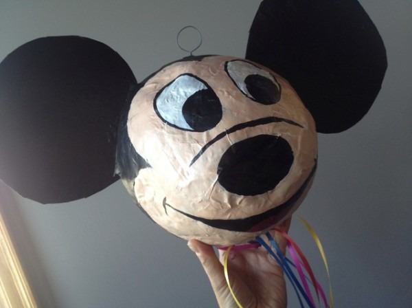How To Make A Mickey Mouse Pull
