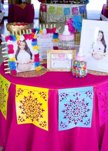 Colorful Mexican Themed Baby Shower {party Planning, Ideas, Decor