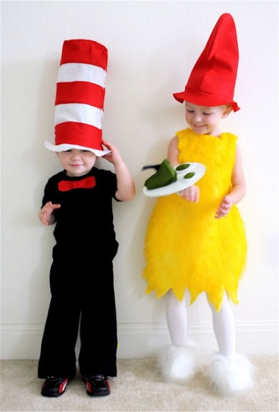 Dr Seuss Costumes Diy