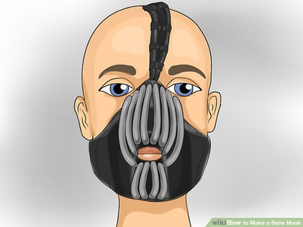 How To Make A Bane Mask (with Pictures)