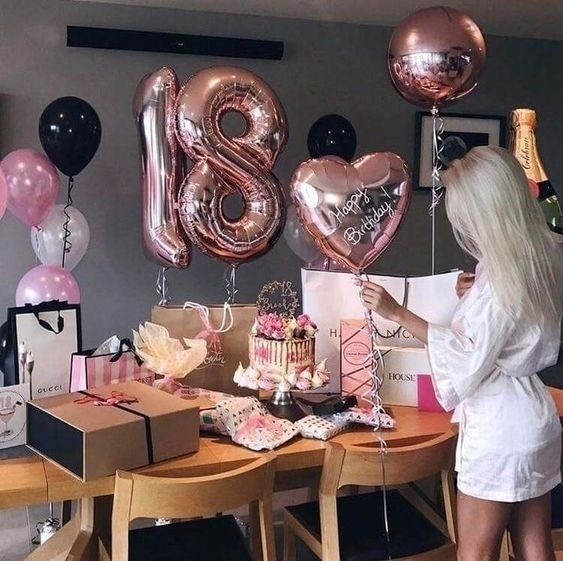 Amazing 18th Birthday Party Ideas With Regard To Ideas For 18th