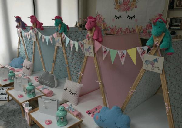 Sydney Unicorn Sleepover Party In Sydney For 6 Kids