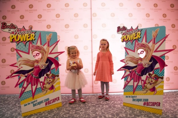 Barbie Princess Power High Tea At The Langham Hotel Sydney