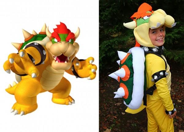 Diy Tutorial  Bowser King Koopa Shell For Halloween Costume
