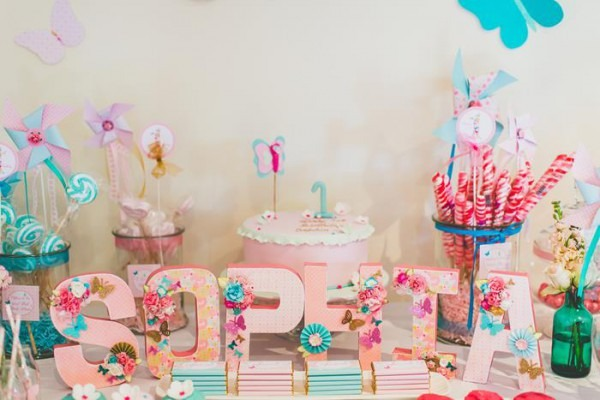 Kara's Party Ideas Butterfly Birthday Party Planning Ideas