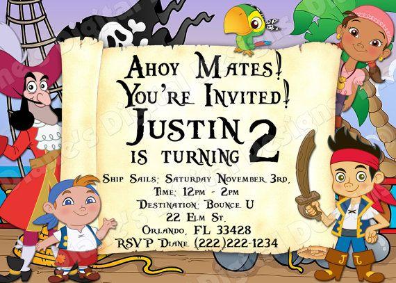 Cadfdecefcb Pirate Birthday Invitations Birthday Party Ideas Nice