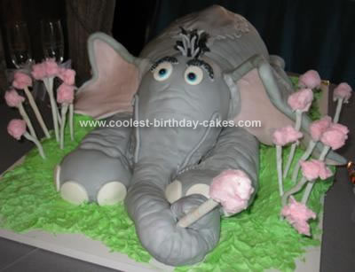 Coolest Homemade Horton Hears A Who Cakes