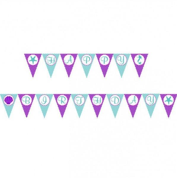 Ariel Party Banner