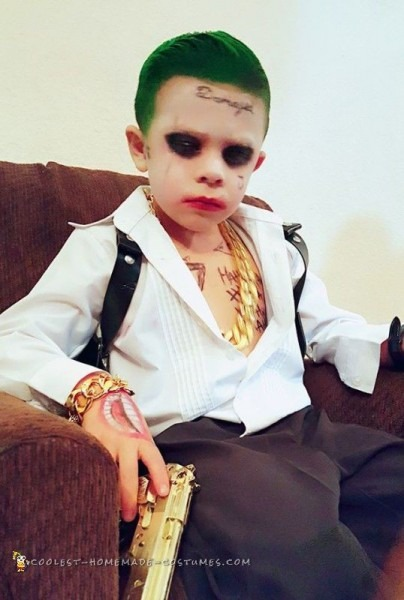 Image Result For Scary Boy Halloween Costume Diy The Joker