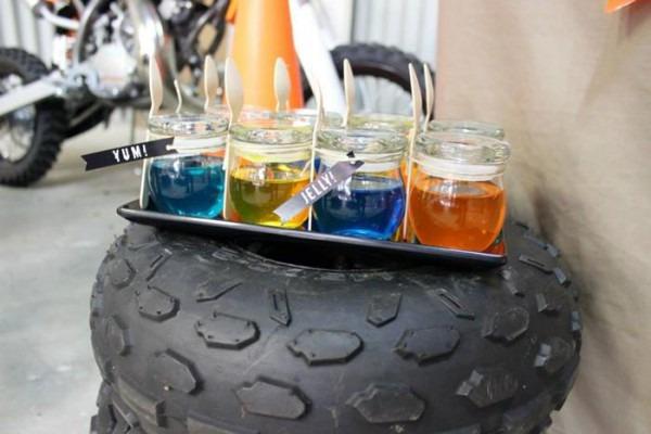 Kara's Party Ideas Dirt Bike Birthday Party Planning Ideas