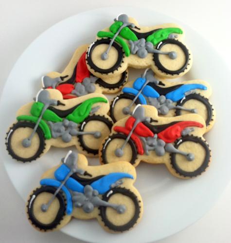 Dirt Bike Party Favors, Motorcross Birthday Party, Dirt Bike