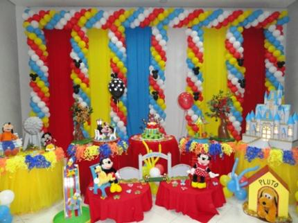 Disney Characters Decoration Party Birthday