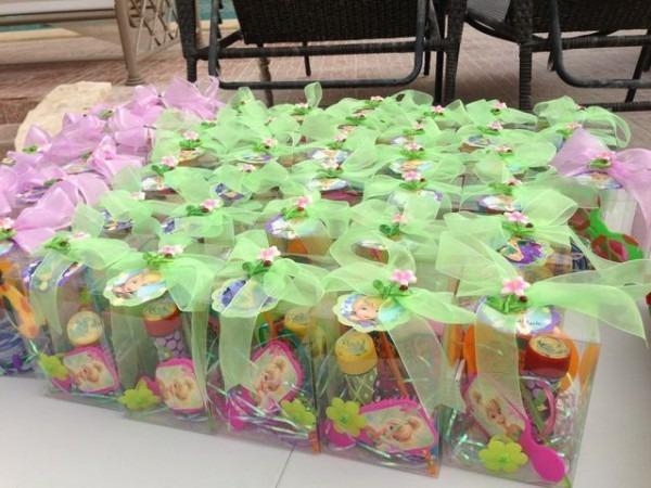 Tinkerbell & Fairies Birthday Party Ideas