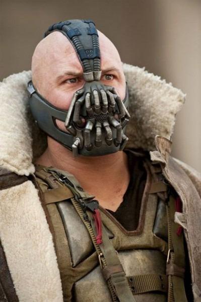 Bane Mask  5 Steps