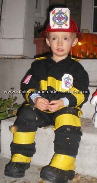 Coolest Homemade Firefighter Costumes