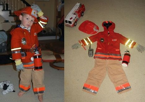 5 Diy Halloween Costumes Made From Materials You Already Own
