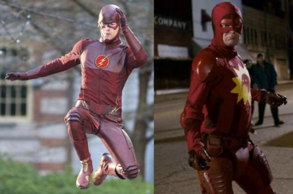 Homemade Flash Costume Ideas