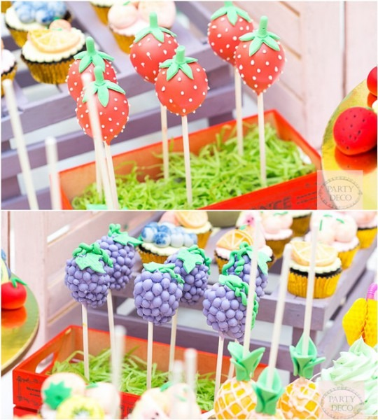 23 Tutti Frutti Themed Birthday Party Ideas