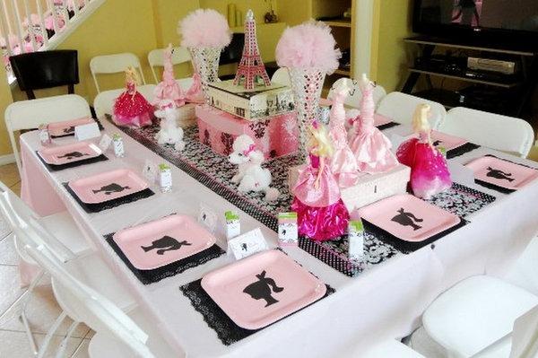 The Best Barbie Party Ideas!