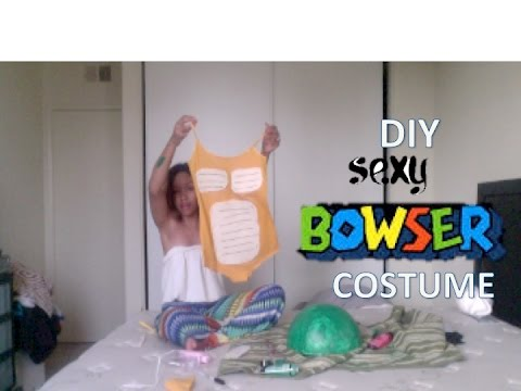 Diy Sexy Bowser Costume