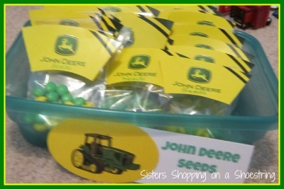 John Deere Birthday Party Ideas – Sisters Shopping Farm And Home