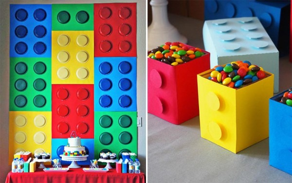 18 Fun Lego Party Ideas And Yes, Everything Is Awesome!