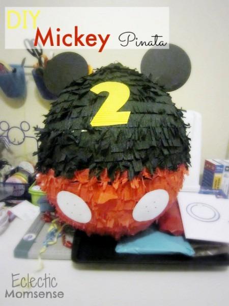 Mickey Mouse Piñata