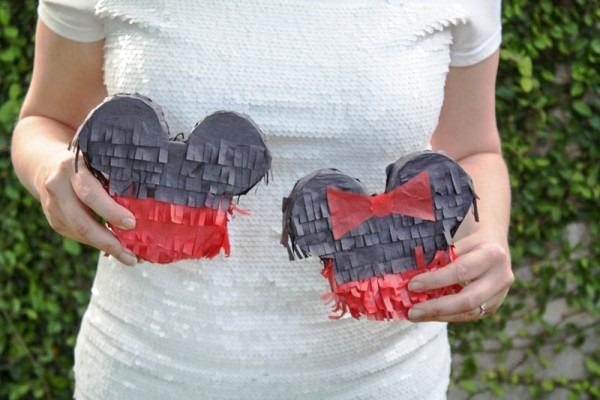 Diy Mickey Mouse Pinata