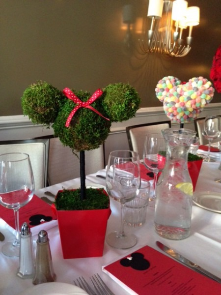 Emilie's Minnie Mouse Themed 1st Birthday Party