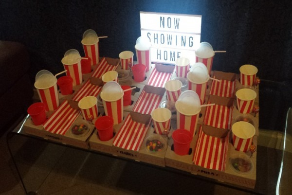 Movie Obsessed Kid  Blockbuster Movie Party On An Arthouse Budget!