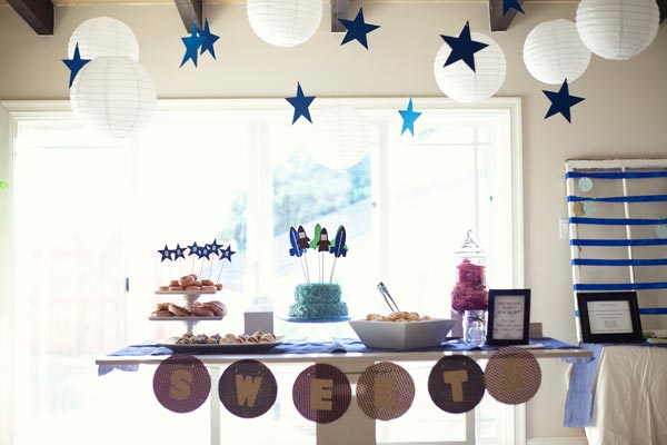 28 Images Of Rocket Theme Baby Shower Centerpiece