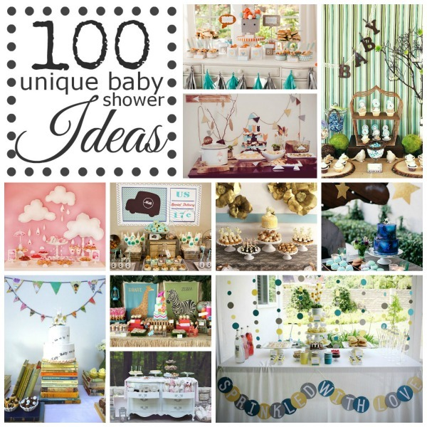100 Unique Baby Shower Themes – Sheknows