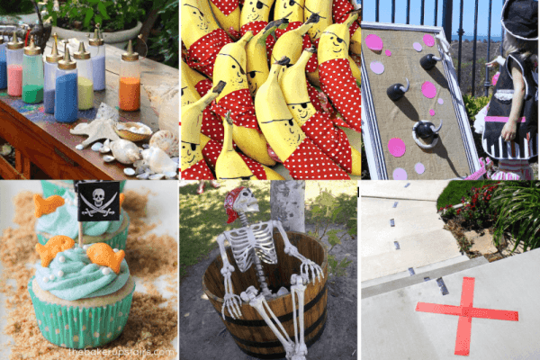 The Ultimate Collection Of Pirate Party Ideas