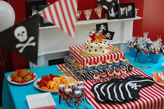Kid's Birthday Party Printable Themes
