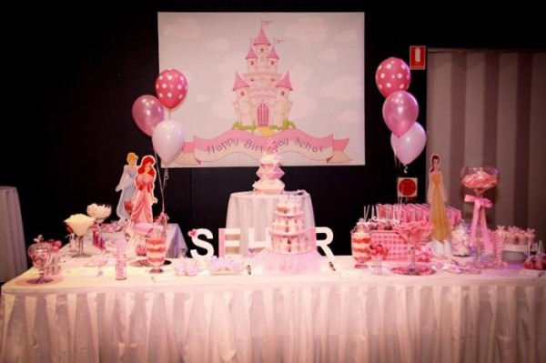 Kara's Party Ideas Princess Party Ideas Planning Idea Supplies
