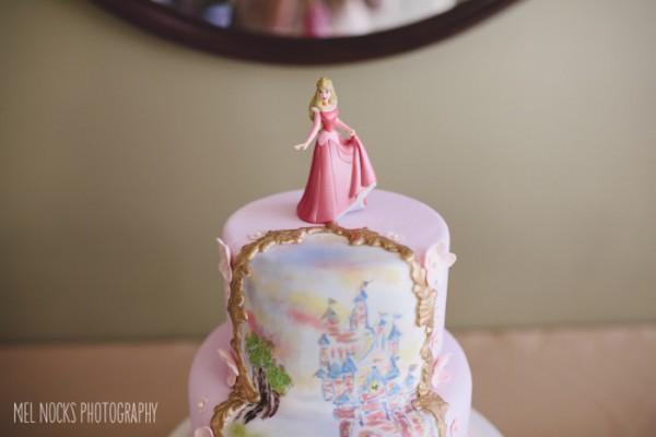 Princess Aurora Birthday Cake Ideas Kara S Party Maleficent