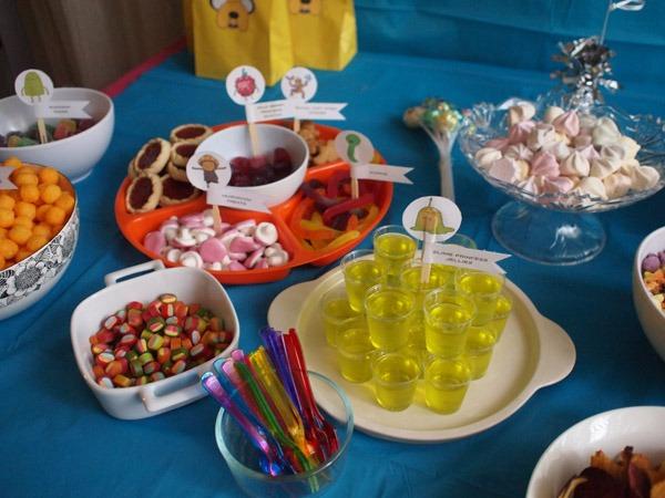 Adventure Time Birthday Party Fun!