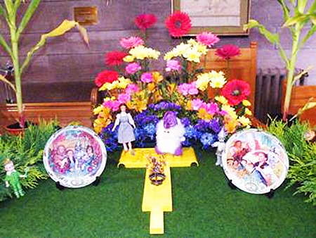 Brechin Cathedral » Floral Arrangements