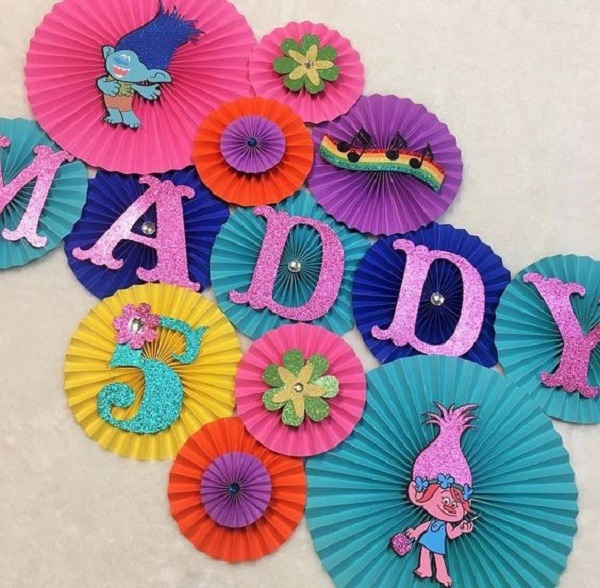 Trolls Birthday Party Ideas For Your Kid's Birthday Party