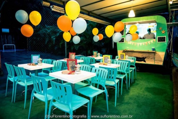 Kara's Party Ideas Vintage Carnival + Amusement Park Birthday