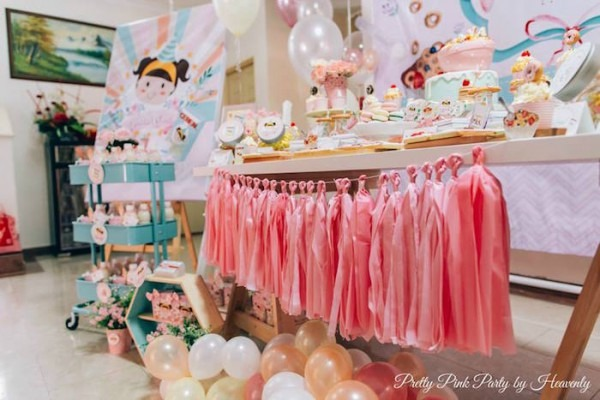 Kara's Party Ideas Whimsical Breakfast Themed Birthday Party