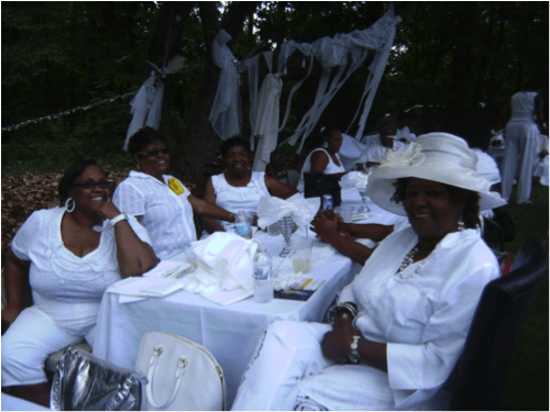 All White Party Table Decorations – Loris Decoration