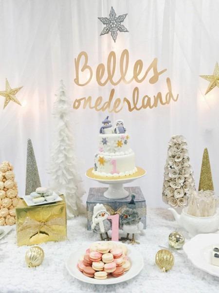 29 Winter Wonderland Birthday Party Ideas