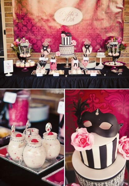 Womans 40th Birthday Presents Ideas For A 40th Birthday Party For