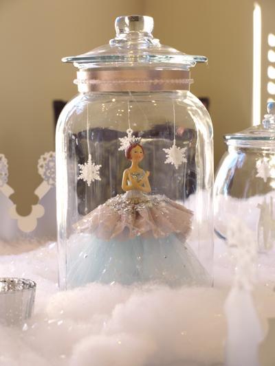 Kara's Party Ideas Winter Princess Birthday Party