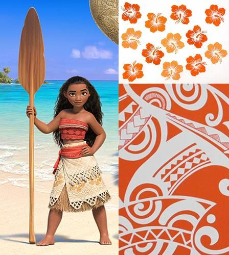 How To Make A Diy Moana Costume  Moana Is The Next Film By Disney