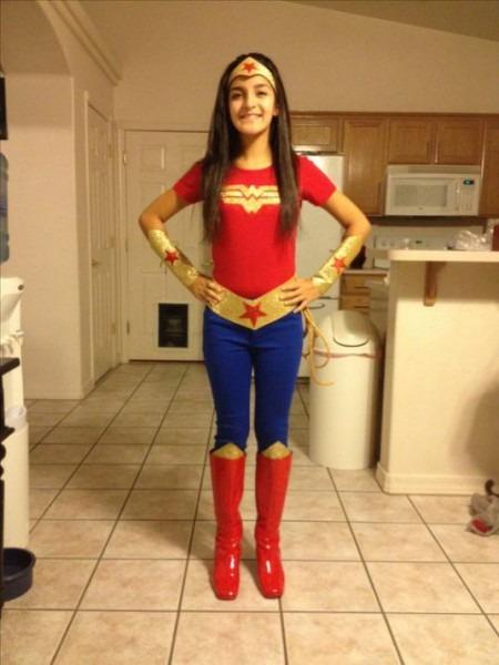 Diy Girl's Halloween Costumes