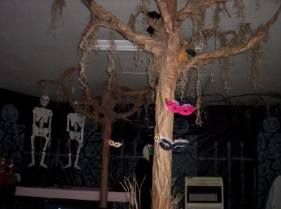Other  Ideas For A Indoor Haunted Forest